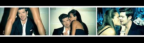 Robin Thicke, Sex Therapy (video)