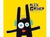 "Jazz moderne s'appel Alex Grenier, album ""Boomerang"""