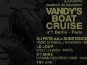 Gift week part.2 Vandy's Boat Cruise, Bonbon party, Ibizarre