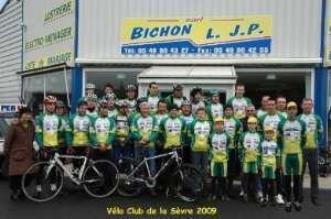 Le VC Sèvre perd Charly Launay • Assemblée du Bressuire AC
