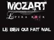 nouveau clip Mozart l'opéra rock bien fait