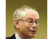 Herman Rompuy conclave européen Bruxelles