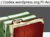Codex Wordpress francophone