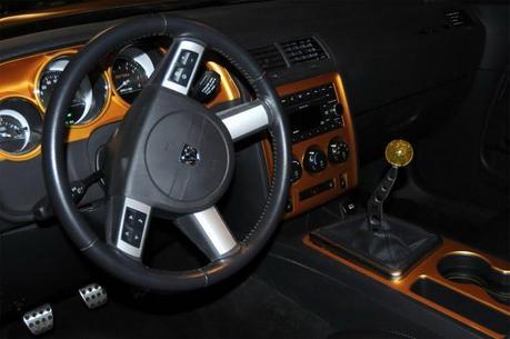 HPP Dodge Challenger Daytona