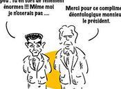 rappelle l'ordre Canal dans l'affaire Jean Sarkozy. Frédéric Lefebvre approuve parle déontologie presse