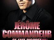 Spectacle Jérôme Commandeur comédie Paris