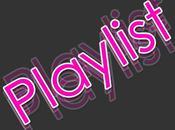 Playlist Novembre