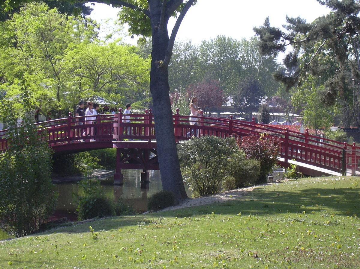 Jardin DAcclimatation