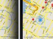 Google Maps l'iPhone
