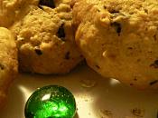 Cookies avoine chocolat