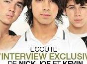 Interview Jonas Brothers GOOM RADIO