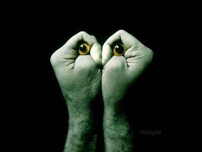 mercredi sur  les doigts