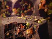 Mendiant Chic .... Petites Bouchées Chocolat Noir
