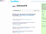 France s'envole twitter