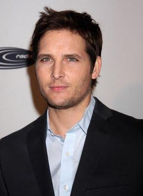Peter Facinelli out à New York