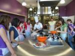 ateliers créatifs culinaires Villeneuve d'Ascq
