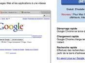 Google Chrome disponible pour Béta
