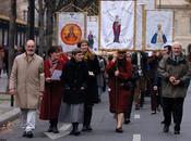 procession toussaint