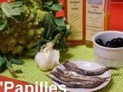 Chou Romanesco anchois
