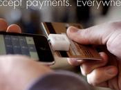 Square recevoir paiements avec iPhone