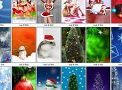 Vous cherchez Fonds d'écran Noël pour habiller votre iPhone