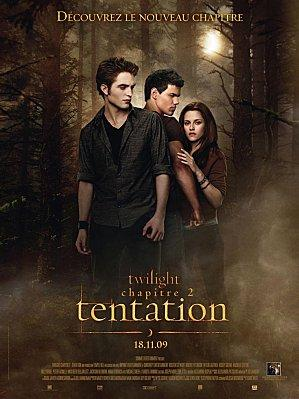 Twilight Chap 2 : Tentation...moyenne