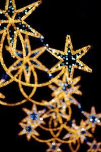 Lumière de Noël à Barcelone