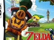 Test Legend Zelda Spirit Tracks Nintendo
