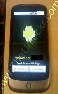 Le google phone Nexus One, concurrent de l'iPhone ?