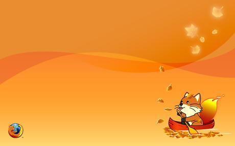 50+ plus originaux wallpaper de Firefox