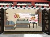 Commander foie gras, choucroute, charcuterie depuis Second Life c'est possible