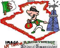 Algérie : scandale de détournement à ciel ouvert... UN AUTRE COUP DE LA