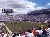 Salle comble Jacksonville!