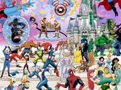 Epic Misney synergie Marvel Disney, officielle