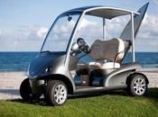 Garie, chariot golf plus exclusifs monde.
