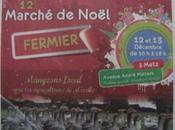 décembre 2009, marché fermier Noël Metz