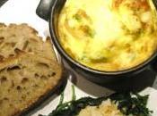 Oeufs cocotte soufflés jambon-fromage