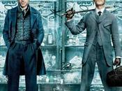 Sherlock Holmes nouvelles affiches film