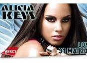 Alicia Keys Bercy 2010