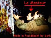 Sarkozy Berlin novembre 1989 gros mensonge