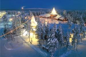 Village du Père Noël