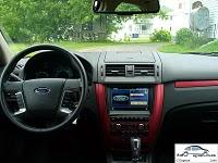 Essai routier complet: Ford Fusion 2010
