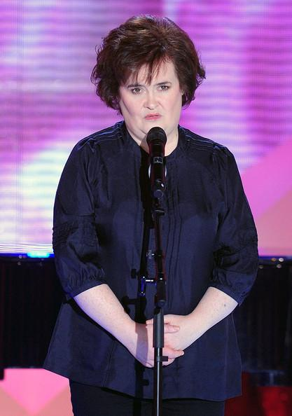 James Bond : Susan Boyle au générique ?