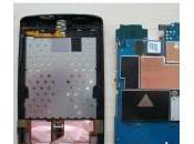 entrailles Sony Ericsson Xperia