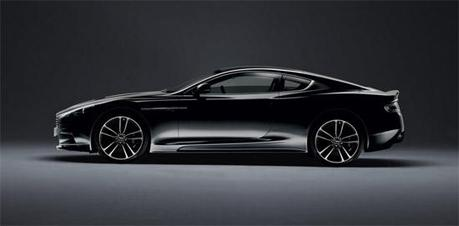 Aston Martin Carbon Black