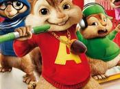 Alvin Chipmunks sortie cinéma semaine