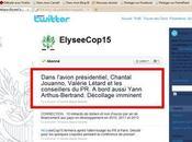 Copenhague 2009 ElyseeCop15 premier compte TWITTER certifié Eco-blachiment #COP15 -SUITE