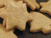 Biscuits Noël Cannelle amandes poudre