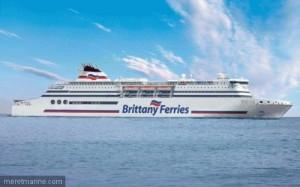 Brittany Ferries - SuperFast V