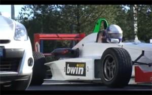Remi Gaillard Formule3